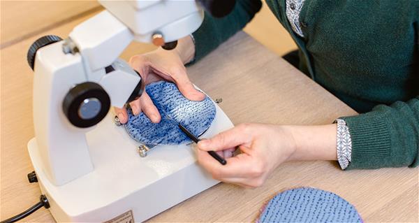 ENJO fibre manufacturing process